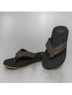 Quiksilver Sandalen Monkey Wrench коричневый