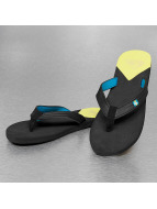 Quiksilver Sandals Molokai New Wave Deluxe black