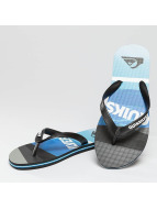 Quiksilver Sandals Molokai Slash Logo black