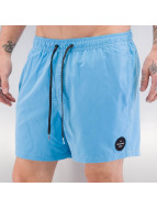 Quiksilver Short de bain Everyday Solid Volley 15 Swim bleu