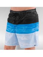 Quiksilver Short de bain Word Waves Volley 17 bleu