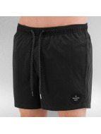 Quiksilver Short de bain Everyday Solid Volley 15 noir