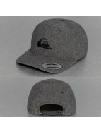 Quiksilver Snapback Cap Decades Plus black