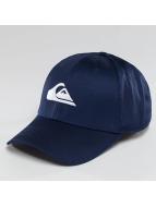 Quiksilver Snapback Cap Decades blau