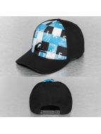 Quiksilver snapback cap Pintails blauw