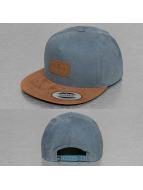 Quiksilver snapback cap Fineline 5 blauw
