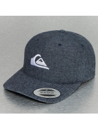 Quiksilver Snapback Cap Decades Plus blu