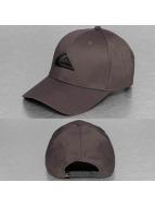 Quiksilver Snapback Cap Decades grau