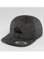 Quiksilver Snapback Cap Decades Plus grey