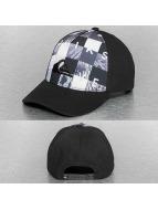 Quiksilver snapback cap Pintails zwart