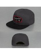 Quiksilver Snapback Caps On Top harmaa