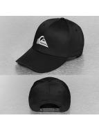 Quiksilver Snapback Caps Decades musta