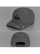 Quiksilver Snapback Caps Decades Plus musta