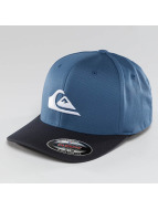 Quiksilver Snapback Caps Mountain And Wave sininen