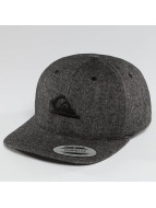 Quiksilver Snapback Caps Decades Plus szary