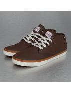 Quiksilver Sneakers Shorebreak Deluxe Mid hnedá