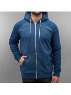Quiksilver Sweat à capuche zippé Everyday bleu