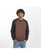 Quiksilver Sweat & Pull Everyday rouge