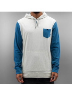 Quiksilver Sweat capuche Guitar Magic blanc
