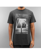 Quiksilver T-paidat Inverted Heather harmaa