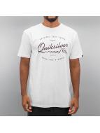 Quiksilver T-Shirt Class Hehe blanc