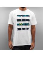 Quiksilver T-Shirt Read Between blanc