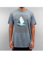 Quiksilver T-Shirt Sintra Beach blau