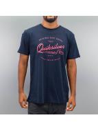 Quiksilver T-Shirt Class Hehe blau