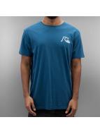 Quiksilver T-Shirt Mellow Dingo blau