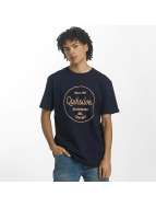 Quiksilver t-shirt Classic Morning Slides blauw