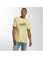 Quiksilver t-shirt Classic Sea Tales geel