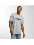 Quiksilver T-Shirt Classic Daily Surf grau