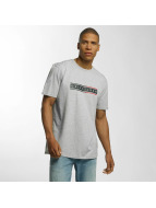 Quiksilver T-Shirt Classic Daily Surf gris