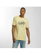 Quiksilver T-shirt Classic Sea Tales gul