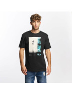 Quiksilver T-Shirt Classic Meridian noir