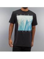 Quiksilver T-Shirt Mugshot schwarz