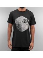 Quiksilver T-Shirt Jumbled schwarz