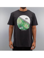 Quiksilver T-Shirt Free Wheelin schwarz