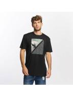Quiksilver T-shirt Classic Coast Lines svart