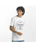 Quiksilver T-shirt Classic Morning Slides vit
