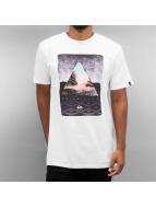 Quiksilver T-Shirt Sintra Beach weiß