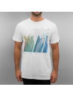 Quiksilver T-Shirt Classic Mugshot weiß