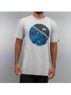 Quiksilver T-Shirt Free Wheelin weiß