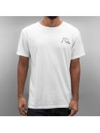 Quiksilver t-shirt Mellow Dingo wit