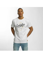 Quiksilver t-shirt Classic Sea Tales wit