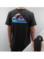Quiksilver t-shirt Boogey Mansst zwart