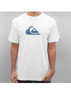 Quiksilver T-Shirts Everyday MW Classic beyaz