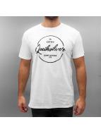 Quiksilver T-Shirts Classic beyaz
