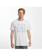 Quiksilver T-Shirts Premium Heat Waves beyaz