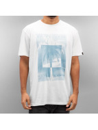 Quiksilver T-Shirty Inverted Heather bialy